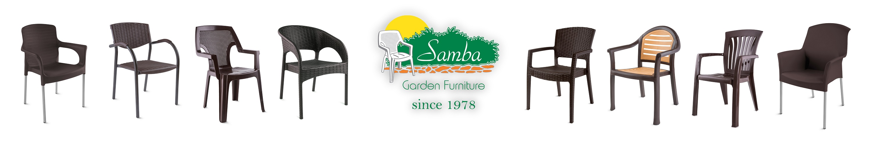 "Initially, Jamil Sahouri & Bros. Co. was started as an importer of plastic house-ware products. In 1978, a manufacturing facility was launched and consisted of 3 Plastic injection machines, a few simple molds and ten factory employees. Over the 5 years that followed, more house-ware items were added to the products' line, as well as a new full line of Indoor and outdoor planters. In 1990, due to the high cost of wooden and metal furniture, the company began to produce less expensive, yet more durable plastic furniture which does not require any maintenance. Hence a large variety of indoor and outdoor furniture were added to our production line. Around the end of the nineties, our furniture line consisted of at least 40 styles of chairs and tables to meet every taste and environment, all of which were marketed under the Trade name ""Samba"". As time progressed, our production expanded into manufacturing other household 'market demanded' and much needed products such as Shelves, Closets,"