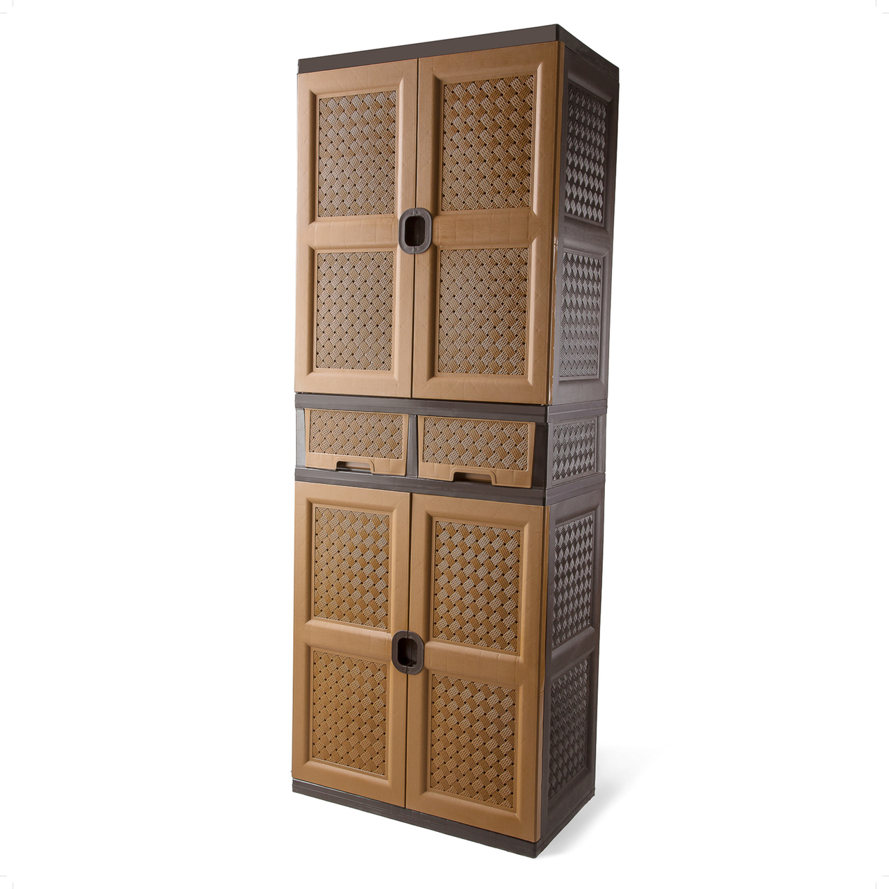Classic big wardrobe with Two Drawers