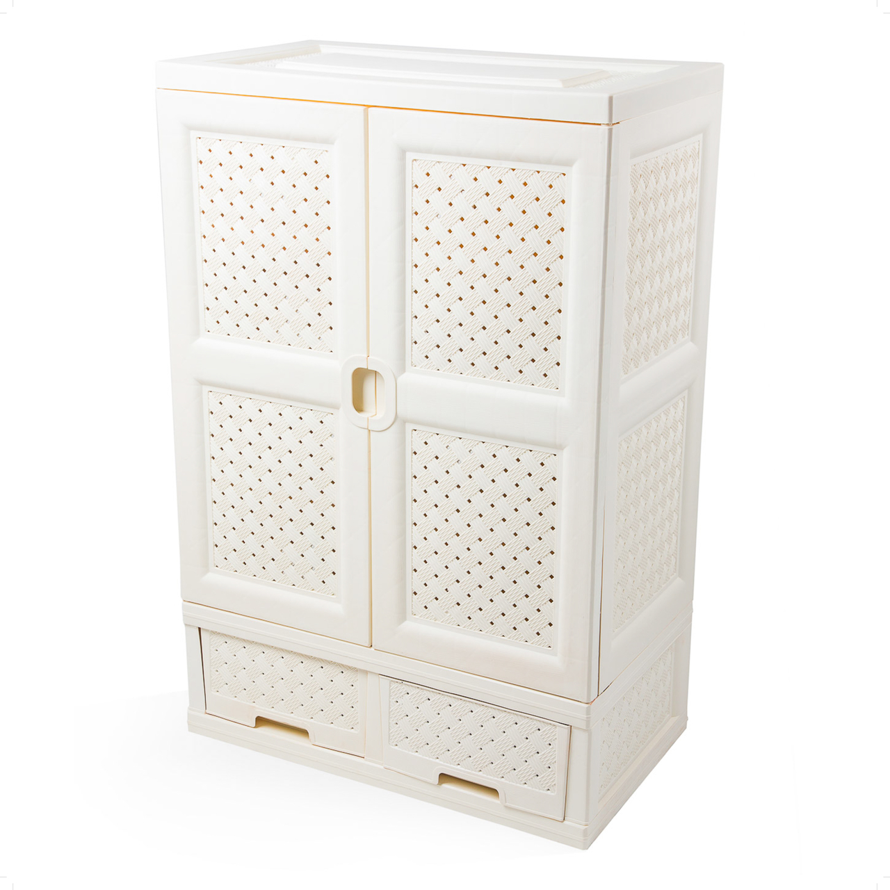 Classic wardrobe with Two Drawers